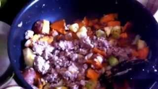 Paleo Sweet Potato Skillet Casserole Whole30 Compliant
