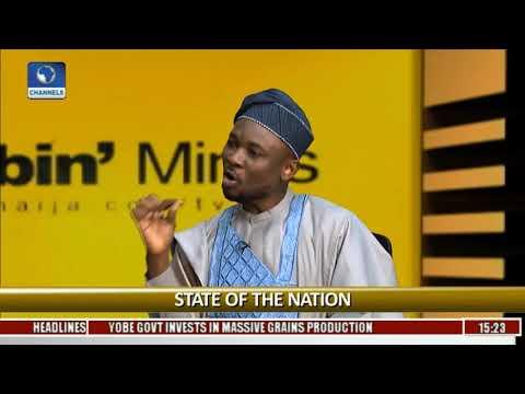Rubbin Minds: Nigeria's Constitution Is Faulty - Omojuwa Pt 1