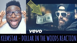 KEEMSTAR - DOLLAR IN THE WOODS REACTION! (OFFICIAL MUSIC VIDEO)