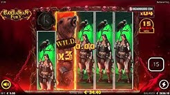 BARBARIAN FURY (NOLIMIT CITY) ONLINE SLOT