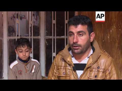 Yazidi refugee on Trump ban