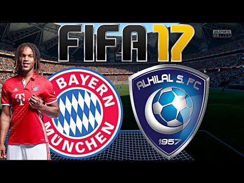 FIFA 17 - FC BAYERN MÜNCHEN vs. AL HILAL FC (SAISONVORBEREITUNG) ◄FCB #04►