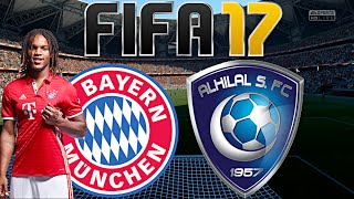 FIFA 17 - FC BAYERN MÜNCHEN vs. AL HILAL FC (SAISONVORBEREITUNG) ◄FCB #04► 2017 Video