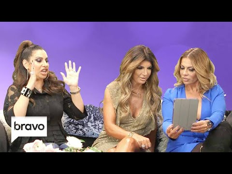 Your First Look at The Real Housewives of New Jersey After Show! | Bravo
