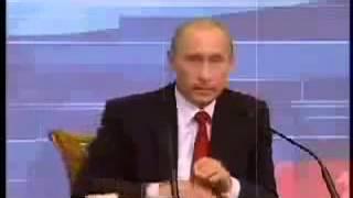 ВЫ ОЧЕВИДЕЦ Путин