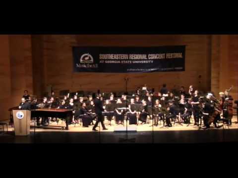 Decatur HS Wind Ensemble 2017