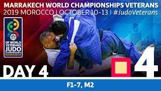 World Championships Veterans 2019: Day 4 - Tatami 4