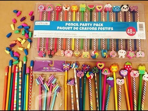 Affordable Cute Teacher Pencil Gifts for Goodie Bags for Students from Target Michaels Etc.