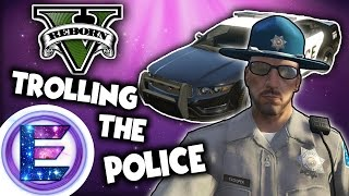 Trolling the police - FiveReborn - Grand Theft Auto V Roleplay Mod