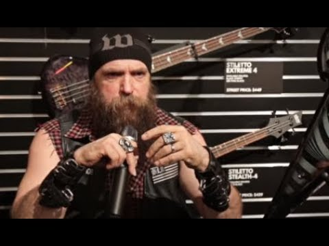 Zakk Wylde released a statement on the sudden passing of drummer Vinnie Paul Abbott...