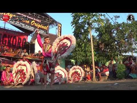 Solah Sigrak Kepang 6 Sakembaran Ndadi == MAYANGKORO ORIGINAL Live Nyadran Banyu Urip 2018