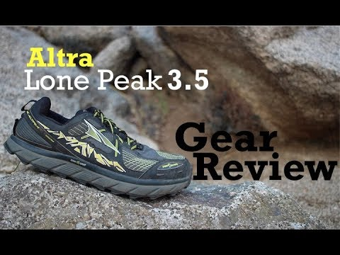 new styles 00c58 b6920 Altra Lone Peak 3.5 Review