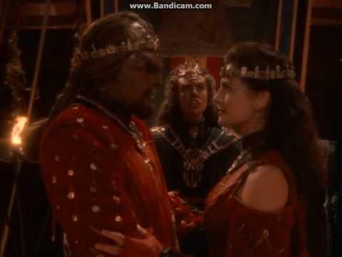 Klingon Wedding Vows - YouTube