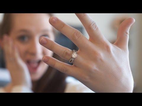 HUGE NEW WEDDING RING!! - October Favorites