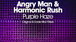 Angry Man & Harmonic Rush - Purple Haze