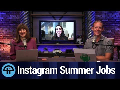 Instagram is the New Summer Job
