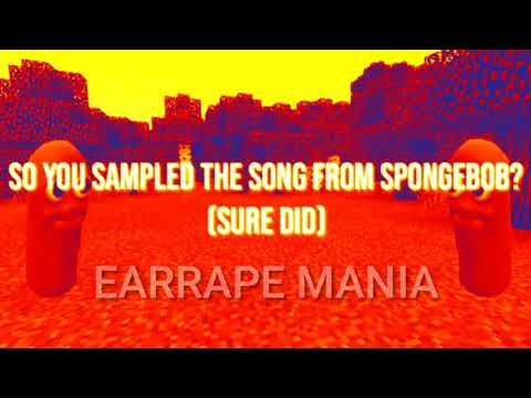 Beanos Theme Song [LYRICS] (EARRAPE)