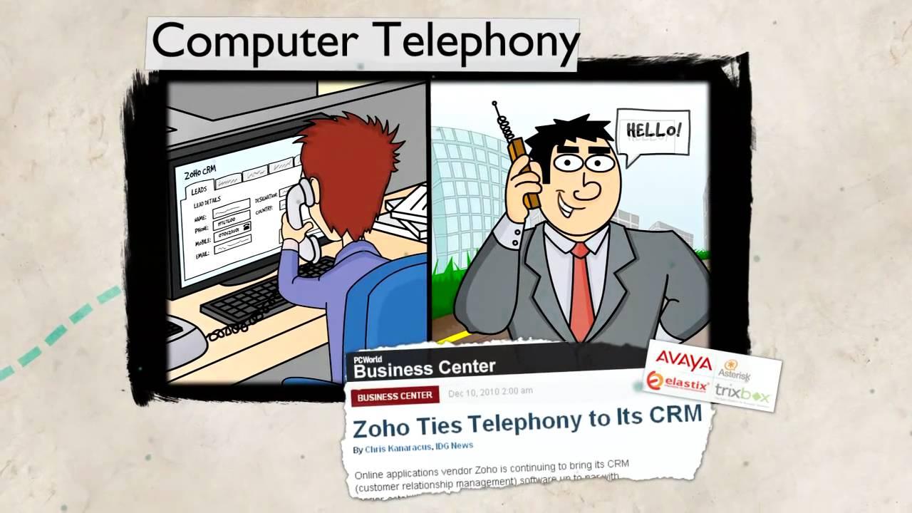 Zoho CRM in 2010 « Zoho Blog