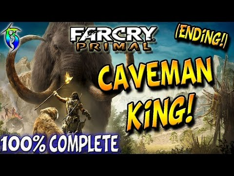 Far Cry Primal ENDING │100 Percent Complete │ALL Collectibles │Full Unlock
