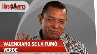 Con marihuana medicinal, así le metió un golazo Iván René Valenciano al insomnio - Los Informantes