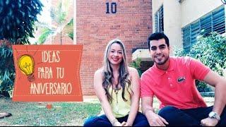 Video Ideas para tu aniversario ♥ Juan & Sara download MP3, 3GP, MP4, WEBM, AVI, FLV Juni 2018