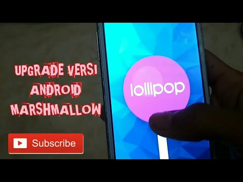Upgrade version android marshmallow samsung galaxy grand prime