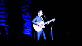 Andy Grammer LIVE singing The Pocket 12-10-11 SMA