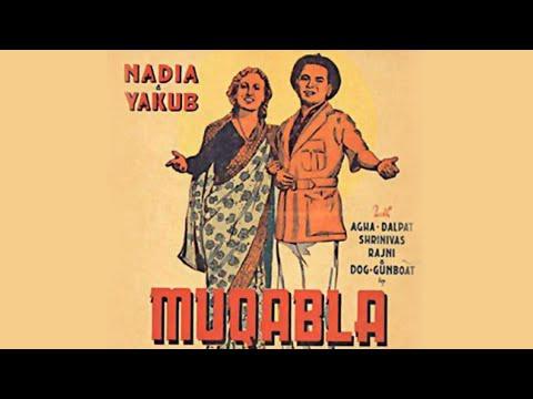 Muqabala (1942) | Fearless Nadia | Yakub | Agha