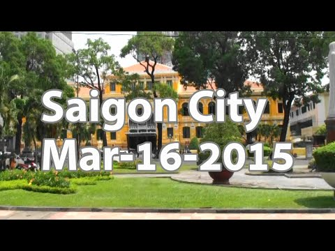 Saigon City 3/16/2015