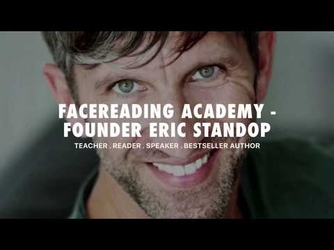 Eric Standop - Face Reader - Speaker - Founder