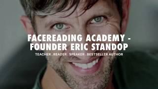 Eric Standop - Face Reader - Speaker - Founder