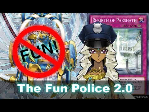 FUN POLICE, New Counter Fairy ft  Parshath (Yu-Gi-Oh! Duel Links, New box  Lords of Shining)