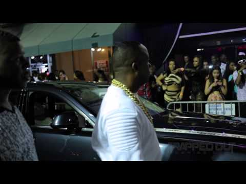 Yo Gotti turns up at Club Mansion Miami