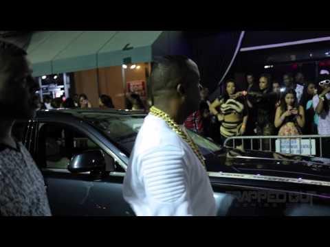Yo Gotti turns up at Club Mansion Miami