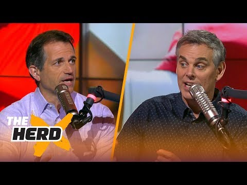 Bruce Feldman and Colin talk Miami Hurricanes, Crimson Tide, CFP rankings after Week 11 | THE HERD