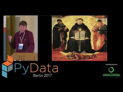 Hendrik Heuer - Data Science for Digital Humanities: Extracting meaning from Images and Text