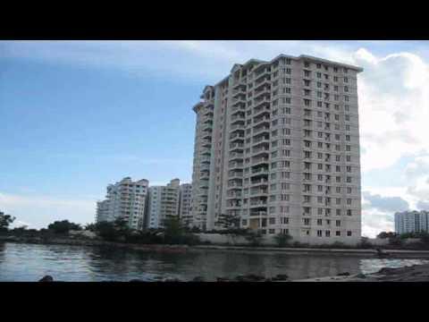 Penang Sungai Nibong Seafront Luxury Condominium Putra Marine