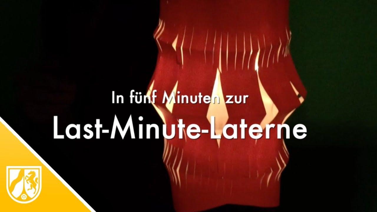 Sankt Martin 2018 Diese Laterne Basteln Sie In Fünf Minuten Mit