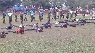 BNCC _ Un Armed Combat Training