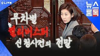 자유한국당 '무차별 필리버스터' 신청 사건의 전말