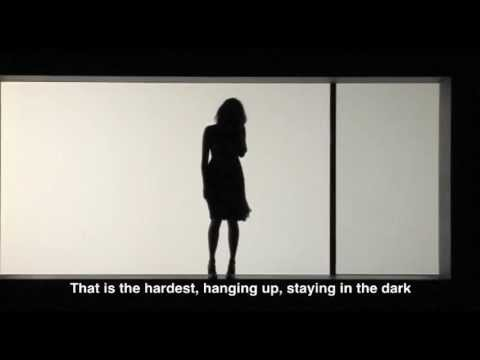 Trailer La Voix Humaine 13|14 Subtitled - Toneelgroep Amsterdam