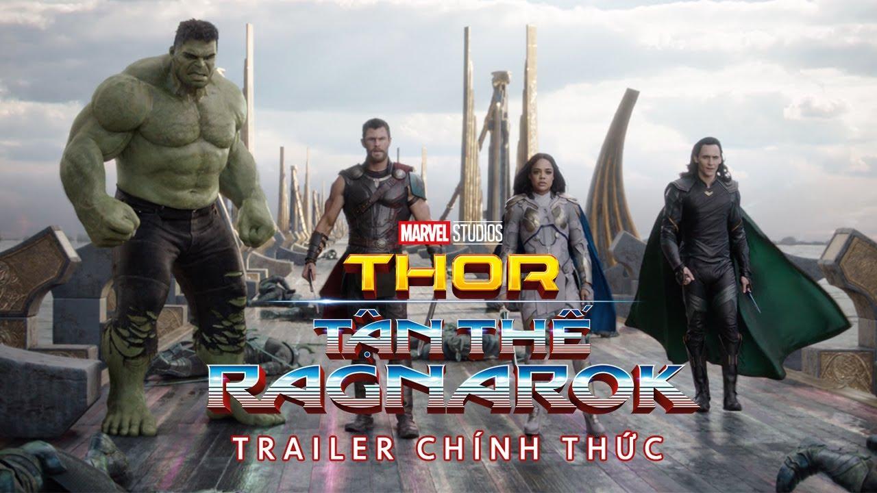 phimThor: Tận Thế Ragnarok