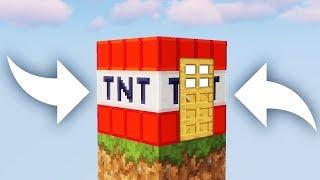 ŻYCIE W TNT! MINECRAFT!