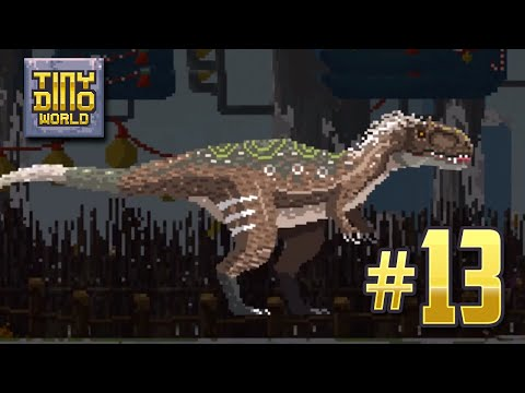 Yutyrannus Arrives!! - Tiny Dino World | Ep13