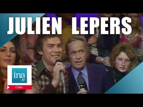 Culte : La première télé de Julien Lepers | Archive INA
