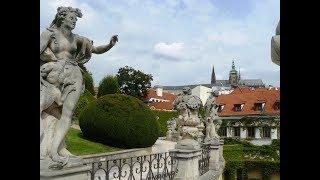 Вртбовский сад. Прага.