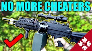 This Airsoft CHEATER Gets INSTANT KARMA!