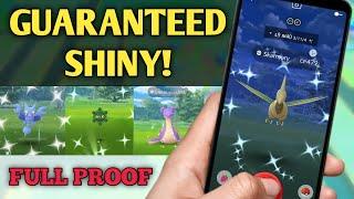 Hidden trick to Get Guaranteed Shiny Pokémon | How to get Shiny pokemon in Pokemon go 2021