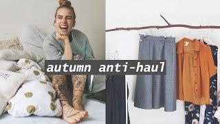 ANTI-HAUL // autumn trends I don't like and items I won't buy
