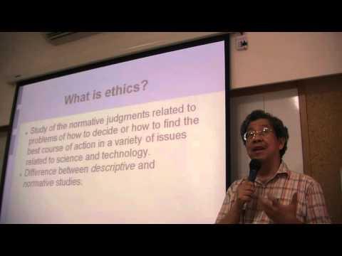 Nano ethics - Prof. Dr. Soraj Hongladarom, Ph.D. AUSN